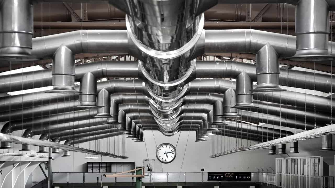 brasseur d'air industriel