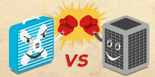 Ventilation ou climatisation