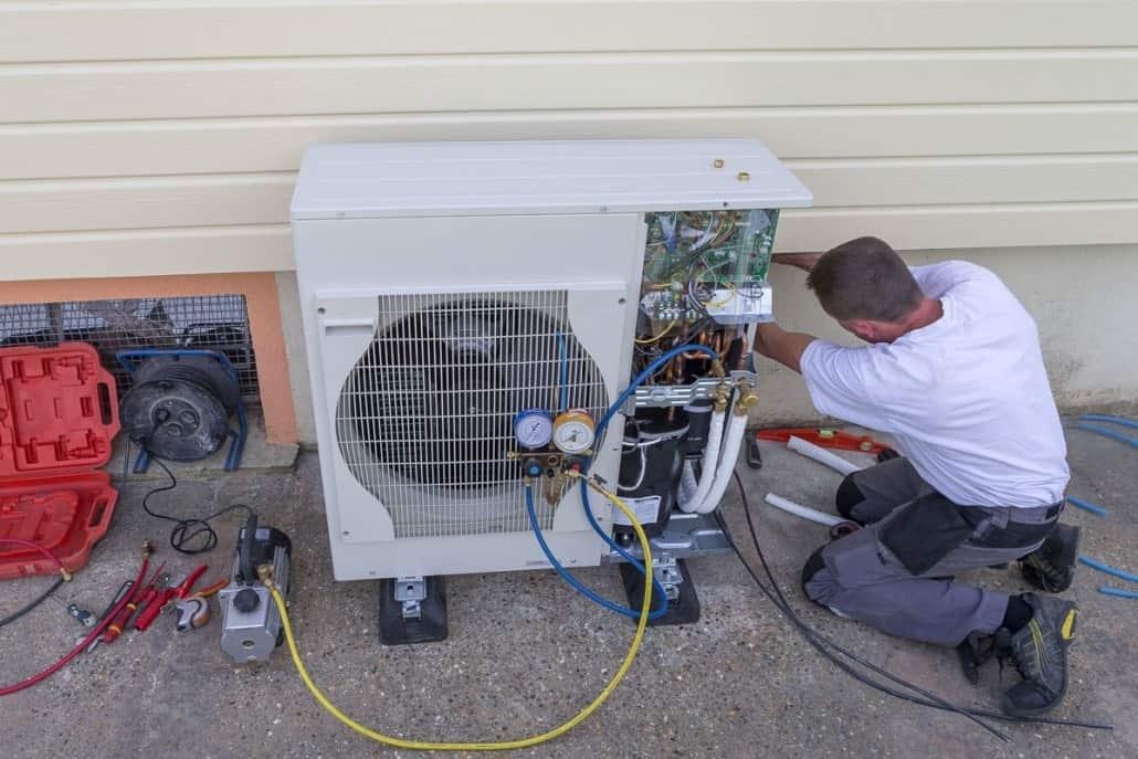 entretien de climatiseur