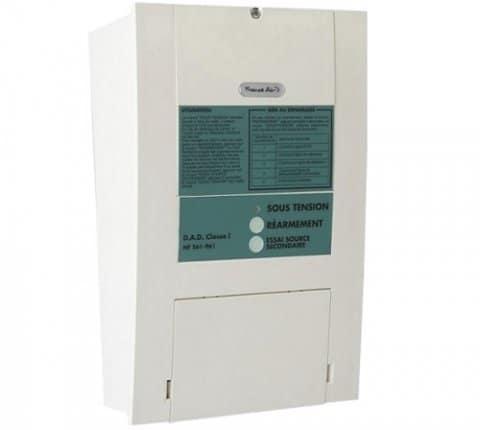 dad centrale traitement d'air