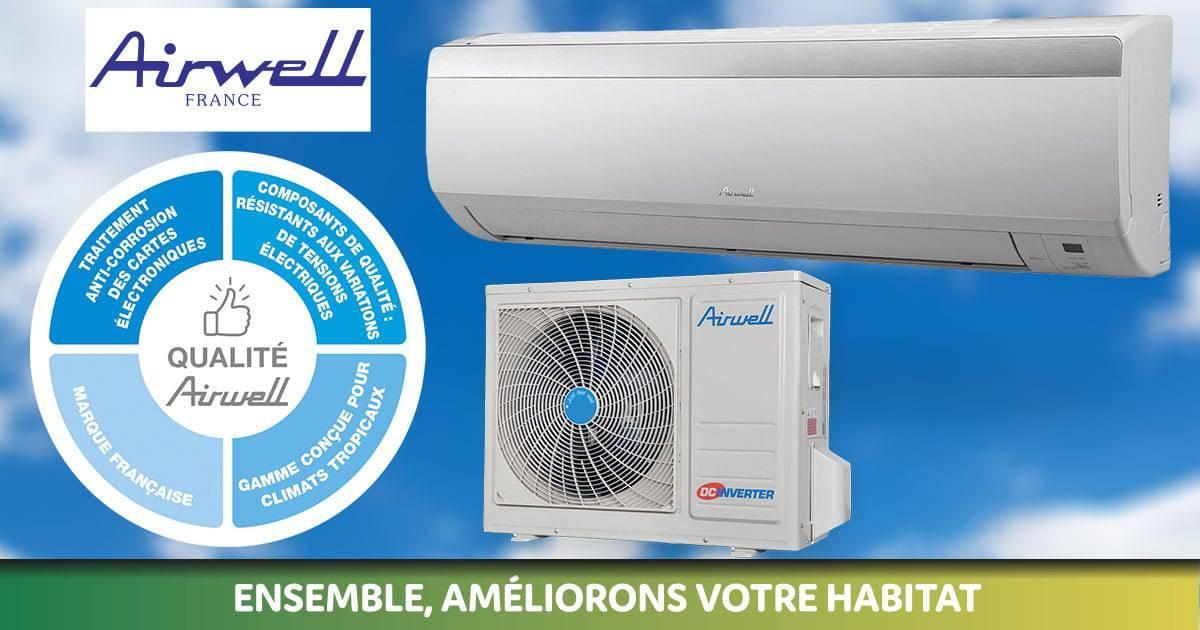 SAV Airwell clim