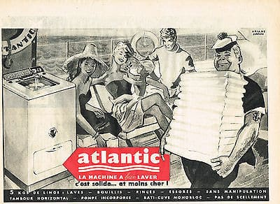 marque de climatiseurs Atlantic