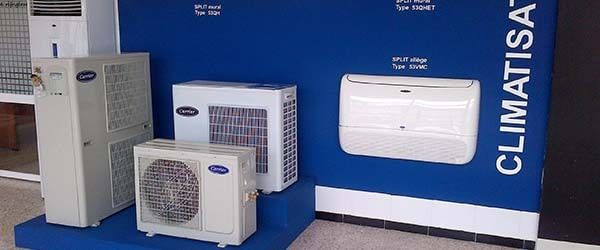 marque de climatisation Carrier