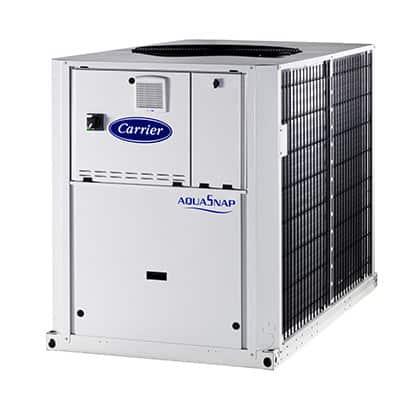 climatiseurs à haut rendement énergétique Carrier
