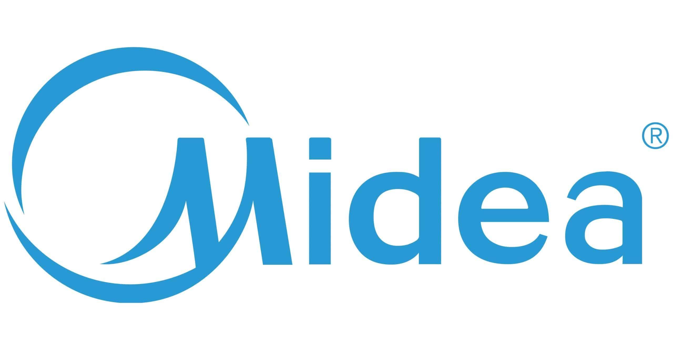 logo climatisation Midea