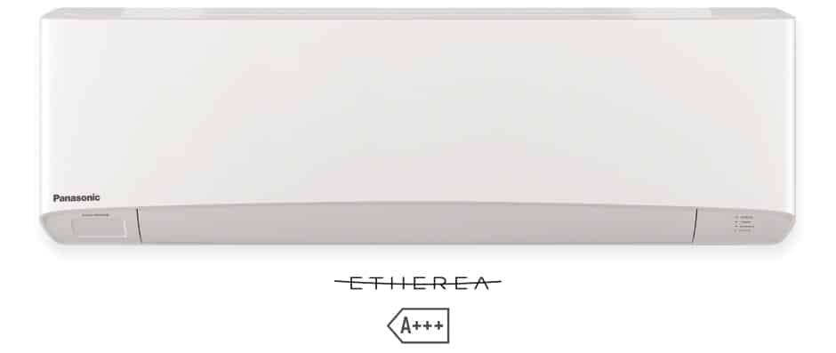 Climatiseur Panasonic Etherea PAC réversible