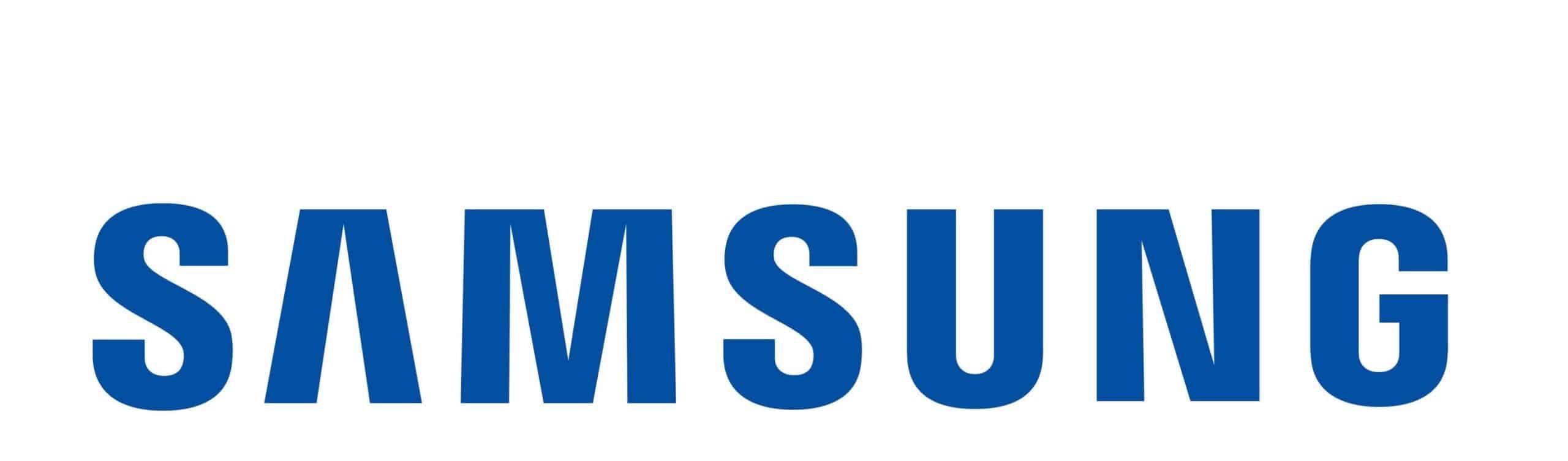 logo climatisation Samsung