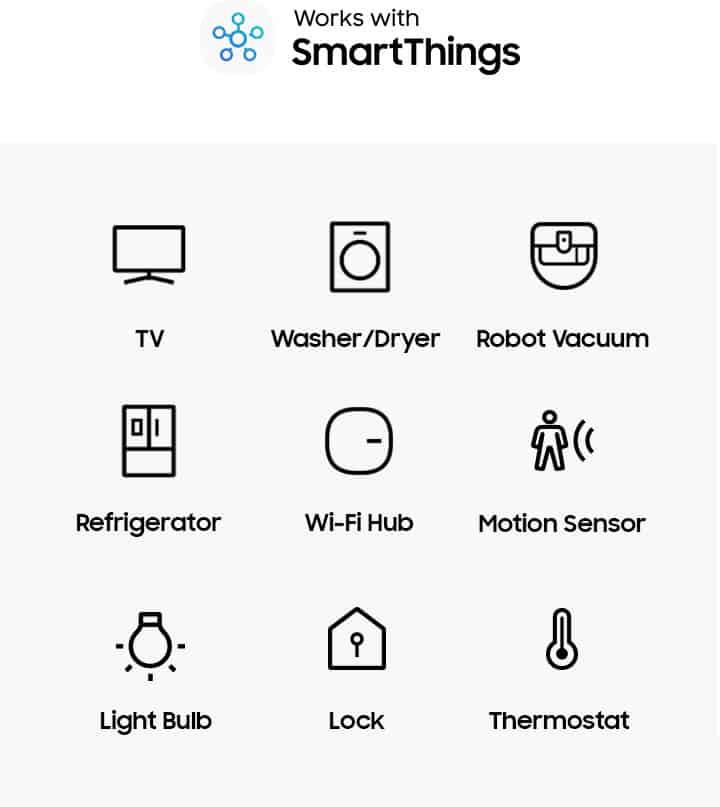 documentation Samsung