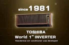 marque climatiseurs Toshiba
