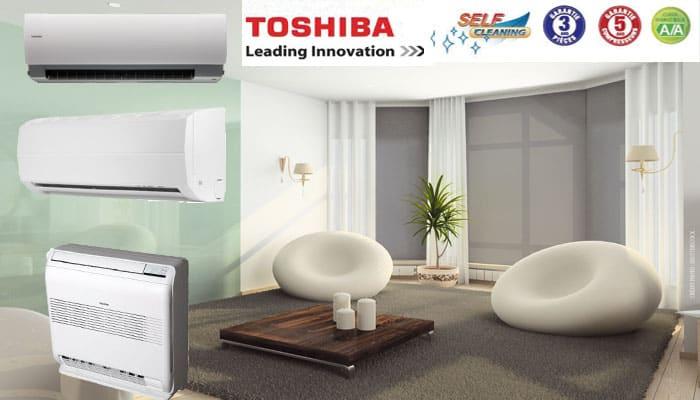 Toshiba Airconditioning